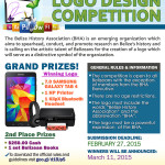 BHA Logo Design Competition (Ad 2)
